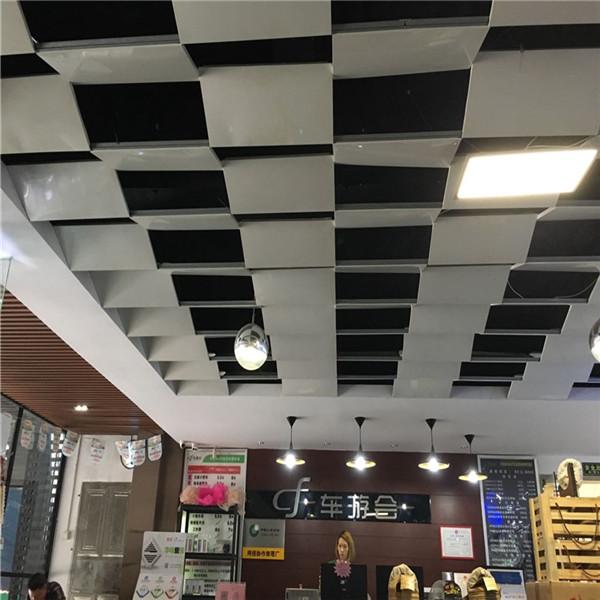 铝单板安装示意图